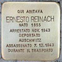 12-Stolperstein_Ernesto_Reinach_Milano