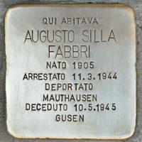 14-Stolperstein_Augusto_Silla_Fabbri_Milano